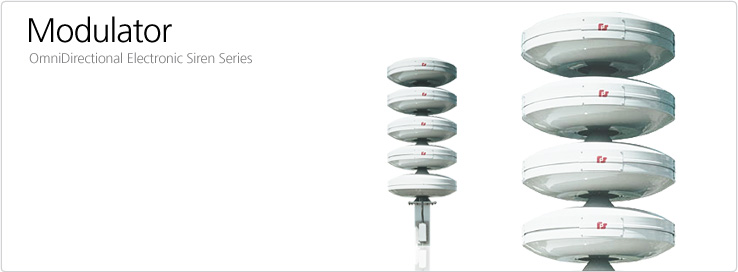 modulator siren series